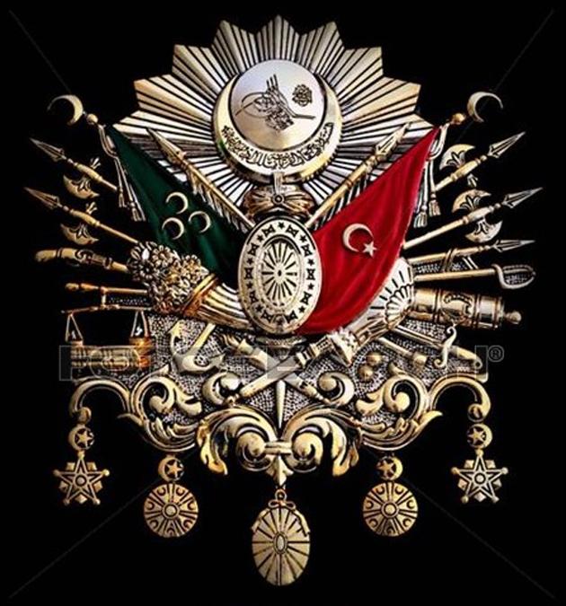 Σύμβολα καὶ οἰκόσημα...110 ὀθωμανικὴ αὐτοκρατορία