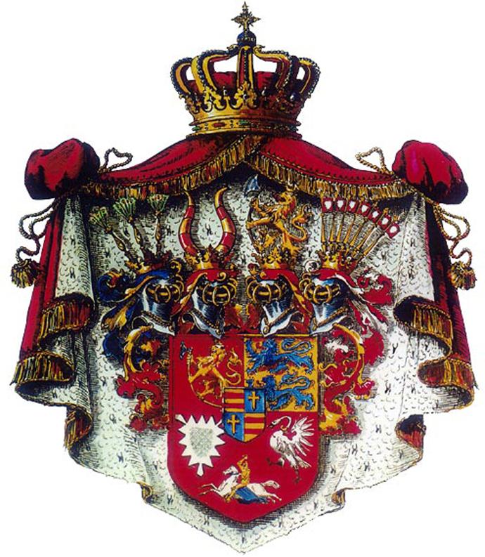 Σύμβολα καὶ οἰκόσημα...111 gluecksburg