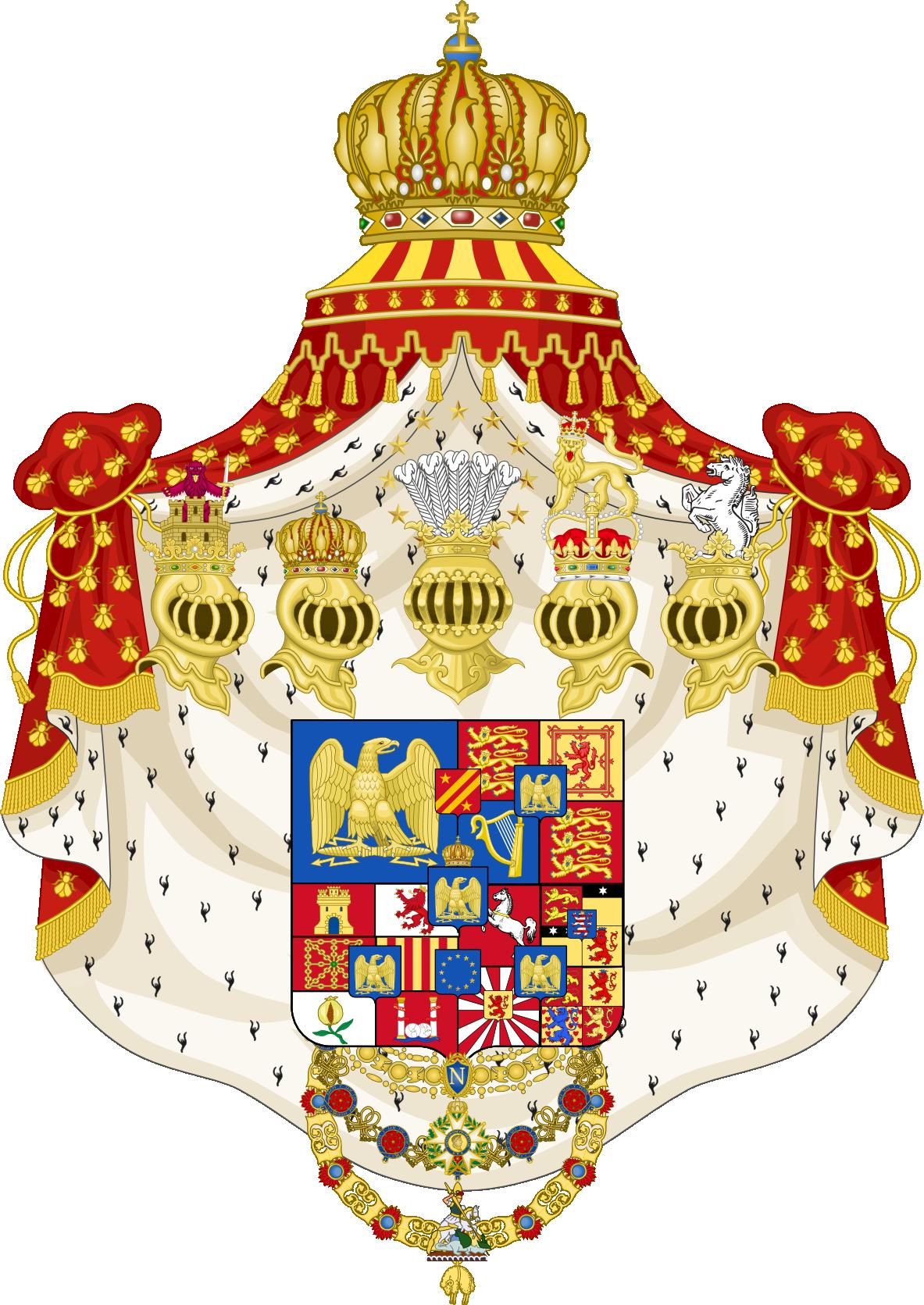 Σύμβολα καὶ οἰκόσημα...80 Βοναπάρτης Ναπολέων