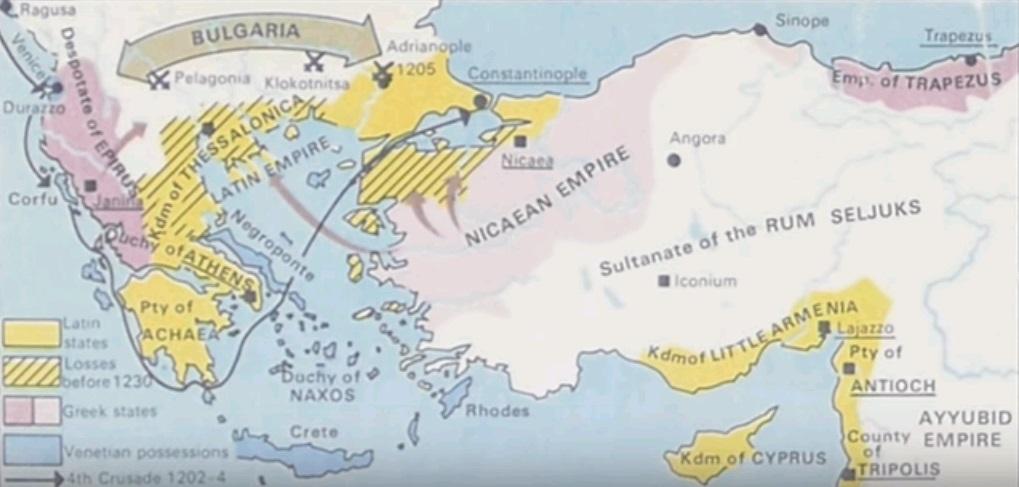 Τὰ ἄλογα τῆς Κωνσταντινουπόλεως...3