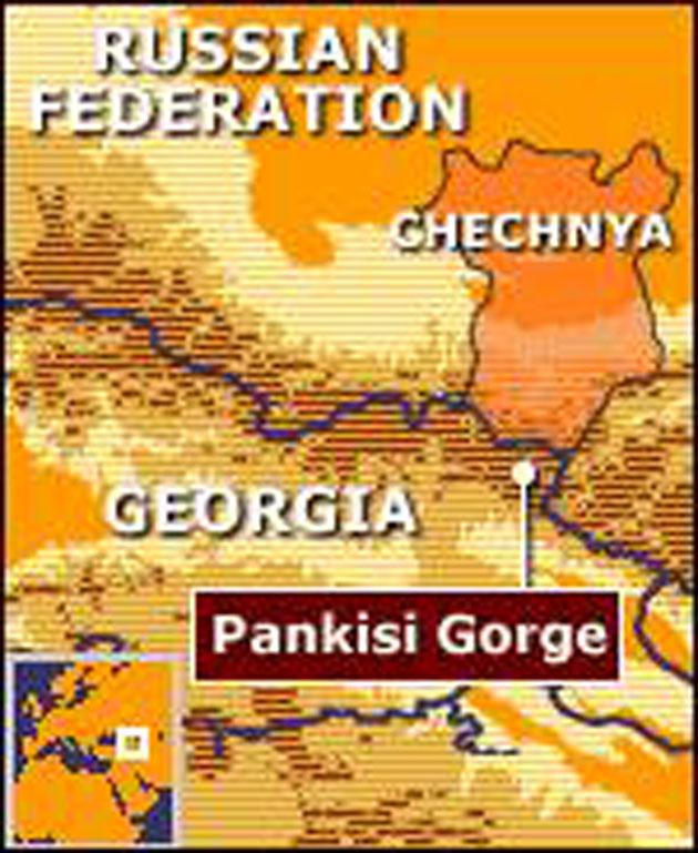 PANKISI GORGE