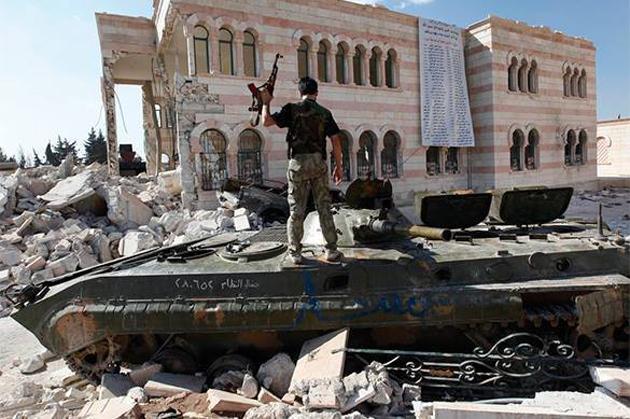 Κατάπαυσις πυρός στήν Συρία;