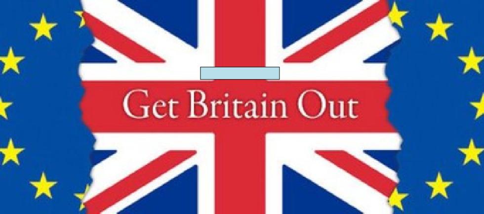 Ἡ Ἀγγλία δὲν ἀντέχει ἄλλο τὴν Ἡνωμένη Εὐρώπη τους...