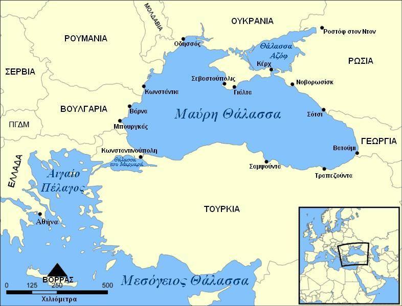 Ἡ Gazprom προτείνει νέον ἀγωγὸ στὴν Νότιο Εὐρώπη