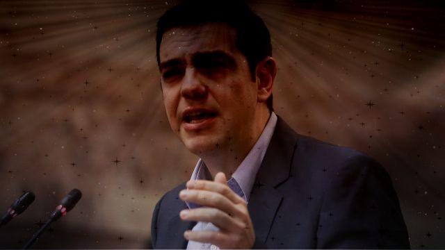 Ὁ Τσίπρας φεύγει διότι ἔφθασε ὁ ...ἀντικαταστάτης του!!!