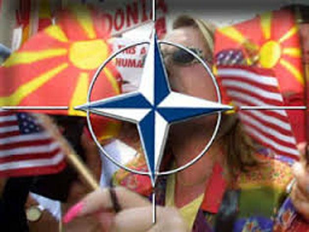 Πιὸ κοντὰ στὸ ΝΑΤΟ τὰ Σκόπια...