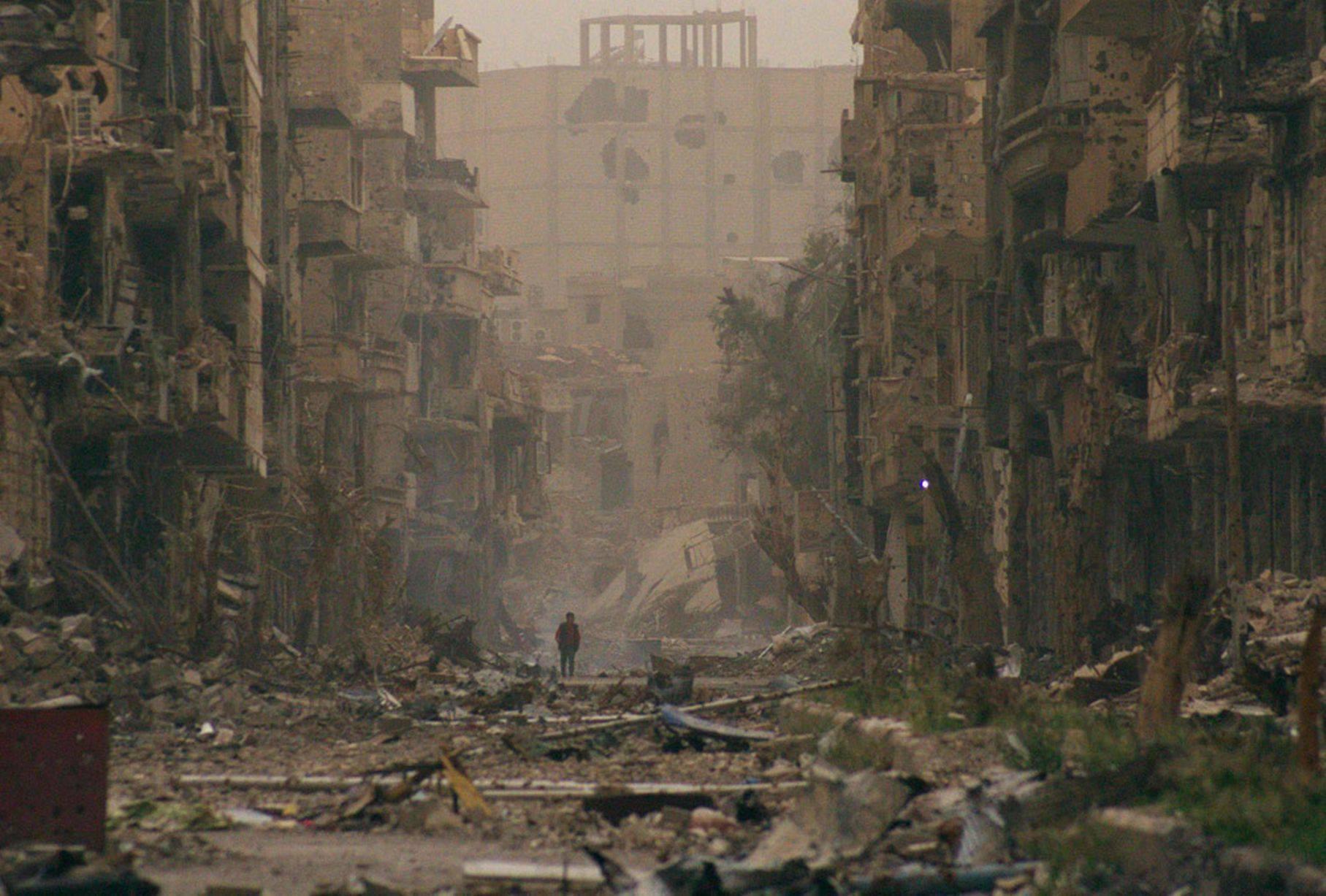 Τόσο αἷμα στὴν Συρία ἐπεὶ δὴ δὲν ἄρεσε ὁ Ἄσαντ...20