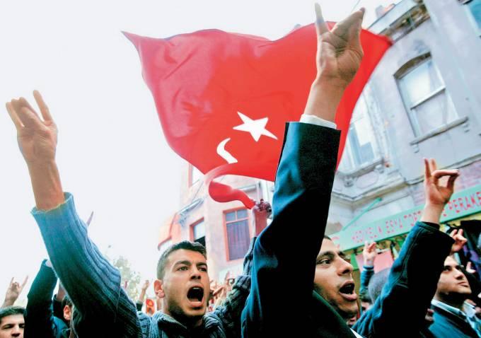 Ἀντέδρασε κάποιος γιά τίς ...«τουρκικές» μειονότητες;