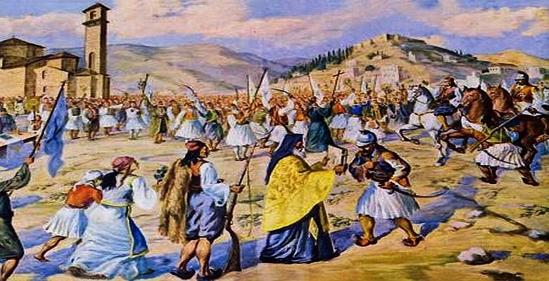 23 Μαρτίου 1821. Ἡ ἀπελευθέρωσις τῆς Καλαμάτας