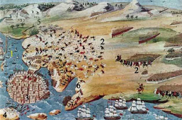 25 Μαρτίου 1826. Οἱ Ἥρωες τῆς Κλείσοβας!!!