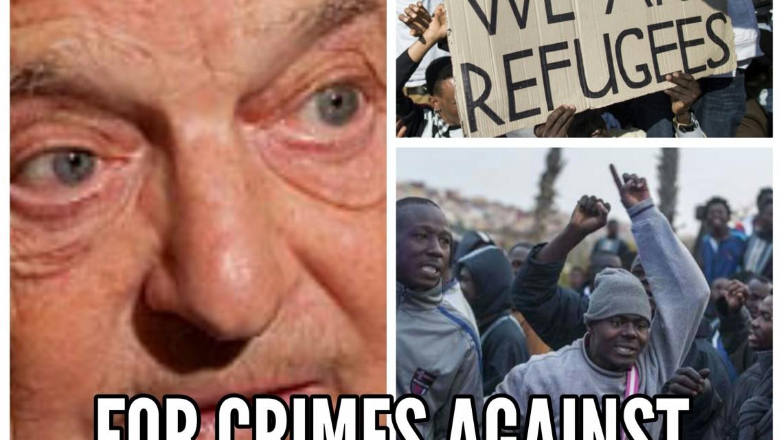Πίσω ἀπὸ τὴν «μεταναστευτικὴ κρίσιν» ὁ Soros!