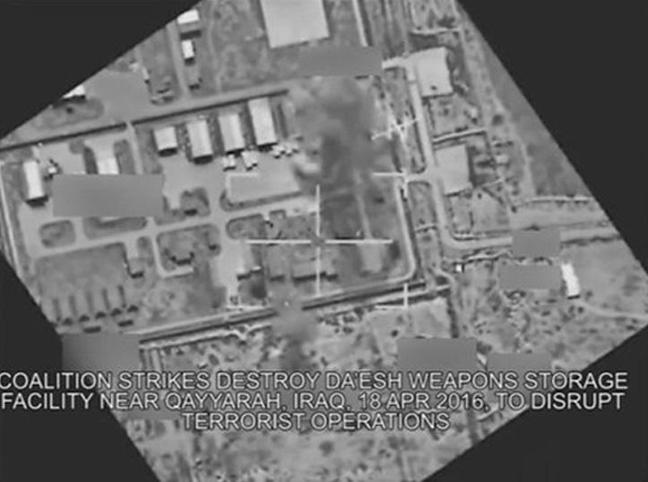 Ἕνας «βομβαρδισμός» κατὰ τοῦ ISIS ποὺ στόχευε τὴν ...Ῥωσσία!!!