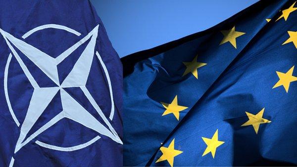 Ἡ Εὐρωπαϊκὴ Ἕνωσις πιὸ κοντὰ στὸ ΝΑΤΟ κατὰ τῆς ...Ῥωσσίας!!!
