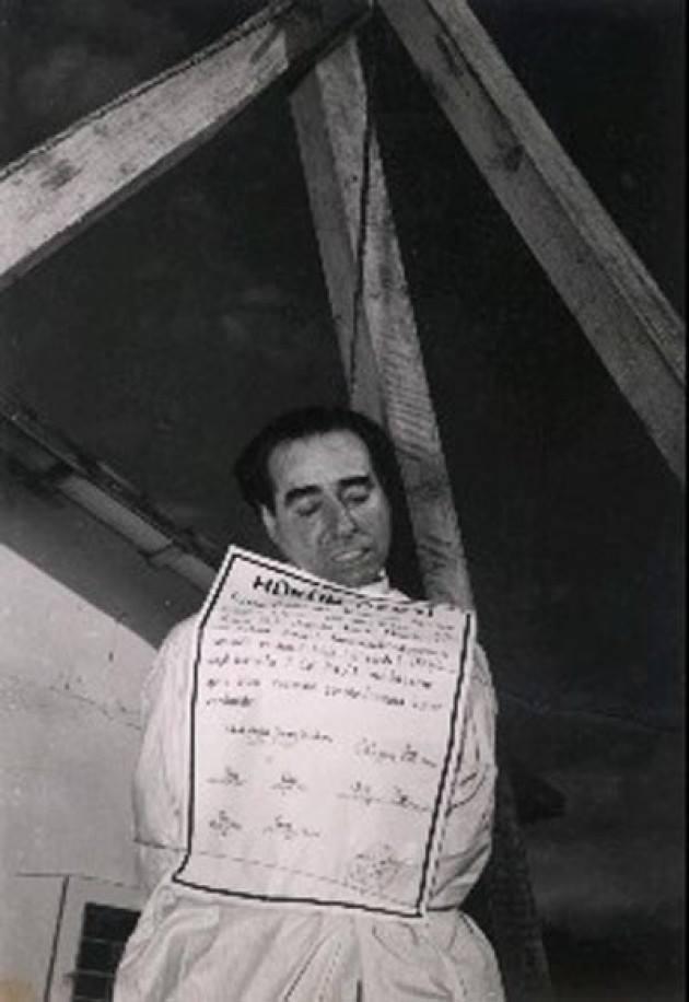 Ο ΜΕΝΤΕΡΕΣ ΣΤΗΝ ΚΡΕΜΑΛΑ ΤΟ 1961.