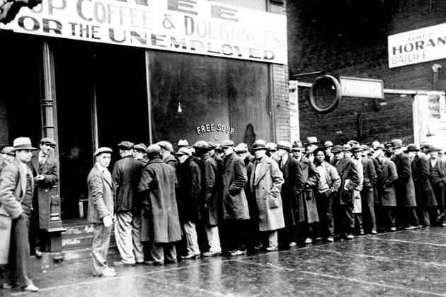 Τὸ ἀμερικανικὸ κρὰχ τοῦ 1929