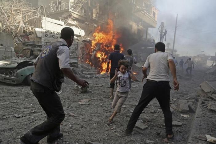Γαλλία μηνύει Ῥωσσία γιά ἐγκλήματα πολέμου;;;