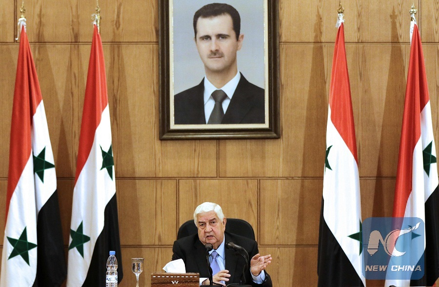 Διάλυσις τῆς Συρίας μέ τίς εὐλογίες τοῦ ...Ο.Η.Ε.;1