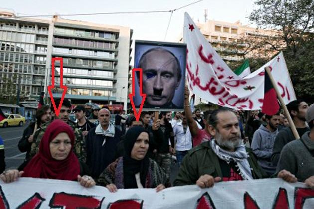Λύσσαξαν οἱ ...«Σύριοι» κατά τοῦ Ποῦτιν;5