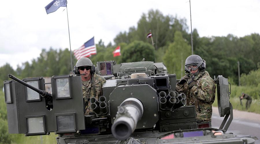 Ῥῶσσοι ...«κακοί» καὶ ΝΑΤΟ-Ἀμερικανοὶ ...«καλοί»!!!2