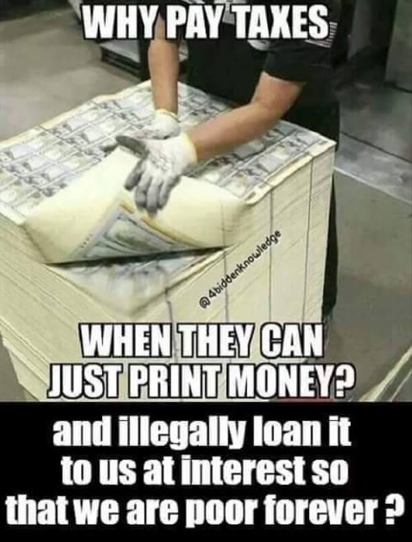Γιατί πληρώνουμε φόρους;