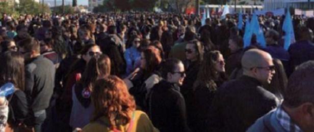 Ξεσηκώθηκαν οἱ Τουρκοκύπριοι γιὰ τὴν διαφορὰ ...ὥρας!!!5
