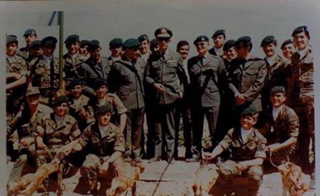 Στὰ στρατόπεδα τῆς Κύπρου πρὶν τὴν εἰσβολή...4