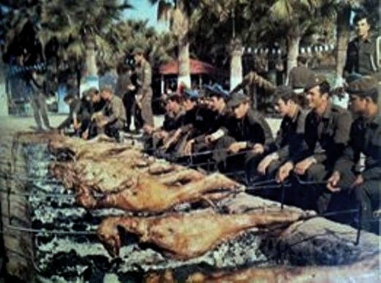 Στὰ στρατόπεδα τῆς Κύπρου πρὶν τὴν εἰσβολή...6