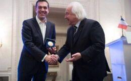 Βραβεία γιὰ τὸν πολυμήχανο …Τσίπρα!!!