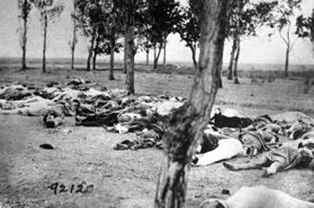 Δευτέρα γενοκτονία ἡ γενοκτονία τῆς μνήμης!1