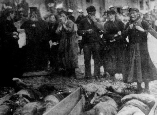 Τὸ ἱστορικό τῆς γενοκτονίας μὲ λίγα λόγια...