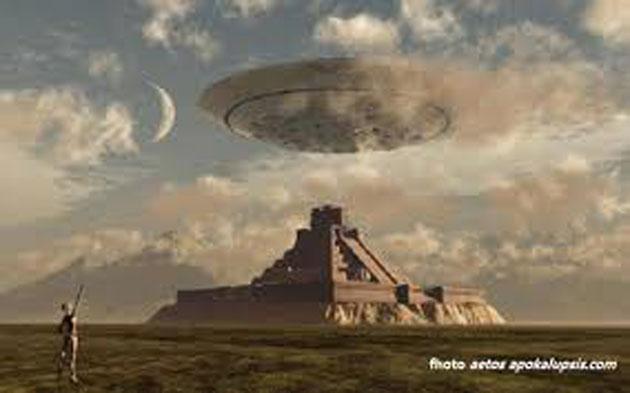 Οἱ «ἐξωγήινοι»!
