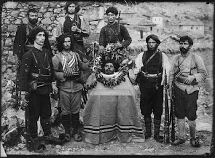 Οἱ βουλγαρικὲς φιλοδοξίες στὰ Βαλκάνια.1