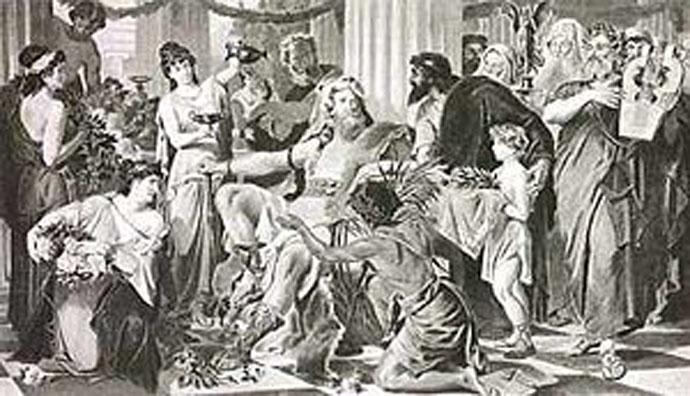 Ἀλάριχος καὶ καλόγεροι στὴν ἐπιδρομὴ κατὰ τῶν Ἑλλήνων.2