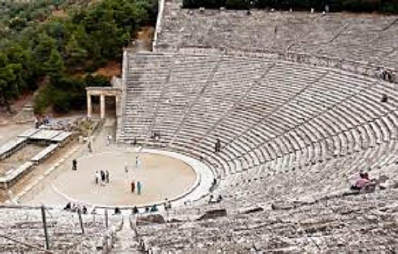 Θέατρο τῆς Ἐπιδαύρου καί ἀκουστική
