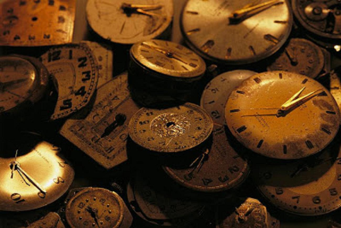 Ὁ χρόνος καὶ οἱ μεταλλωρύχοι.4