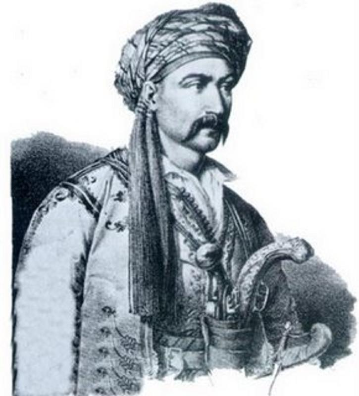 O αγωνιστής της Επανάστασης του 1821, Νικηταράς!..