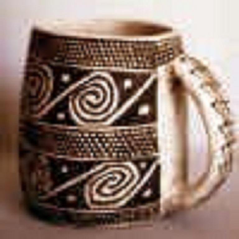 Αυτή το βάζο είναι σε μουσείο της κεντρικής Αμερικής. Οι αρχαιολόγοι λένε ότι είναι κέλτικο. Πως ξεχνούν όλοι οι αρχαιολόγοι την Ελλάδα; Λέτε να είναι τύχη;
