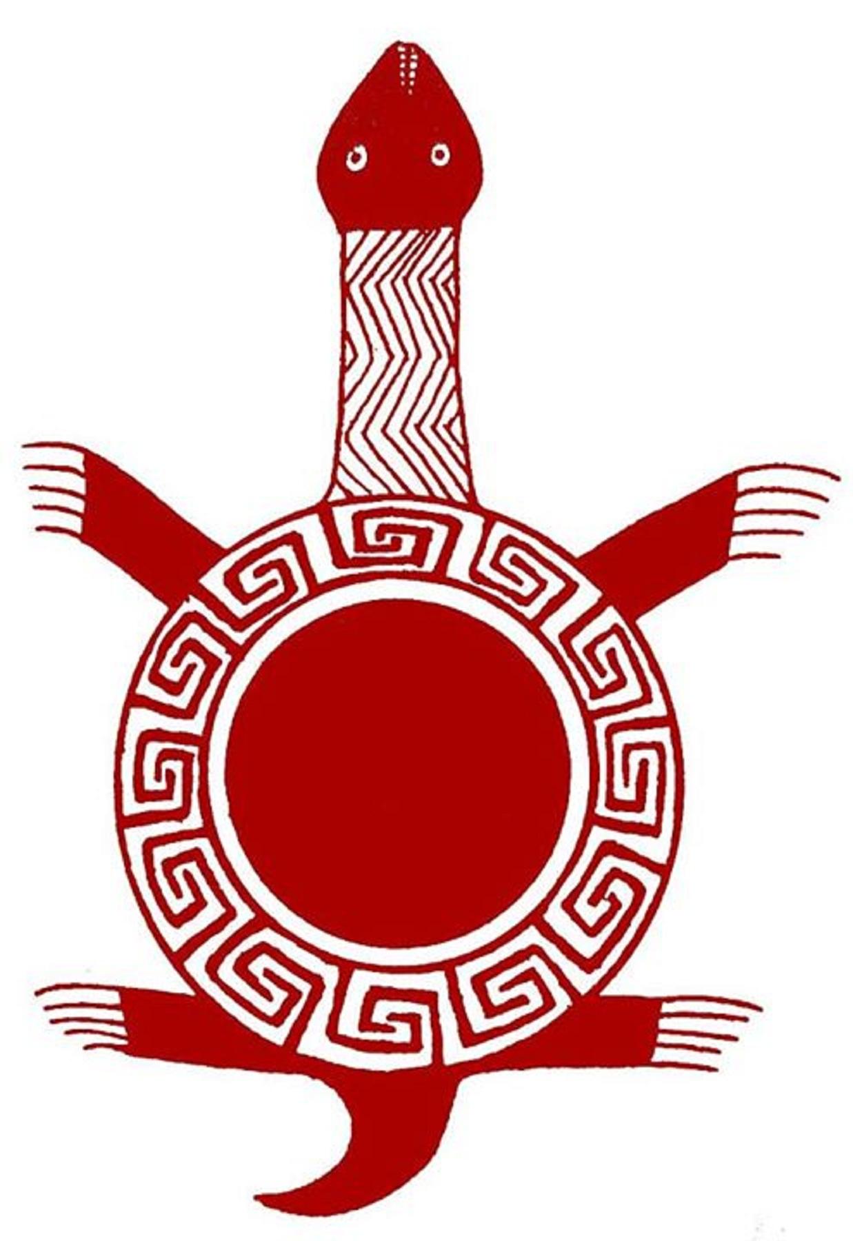 Αυτή η χελώνα είναι σε μουσείο της κεντρικής Αμερικής. Οι αρχαιολόγοι λένε ότι είναι κέλτικη. Εσείς είδατε τους κέλτες να έχουν μαιάνδρους; Σπείρες έχουν άλλα και οι κέλτες ελληνικό φύλο είναι . Ως και τα παραδοσιακά τραγούδια τους και οι χοροί τους ελληνικούς μοιάζουν. Πως ξεχνούν όλοι οι αρχαιολόγοι την Ελλάδα; Λέτε να είναι τύχη;