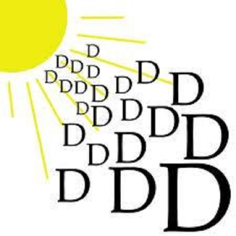 Βιταμίνη D. Δέκα συμπτώματα ποὺ μᾶς δείχνουν τὴν ἀνεπάρκεια σὲ βιταμίνη D.1