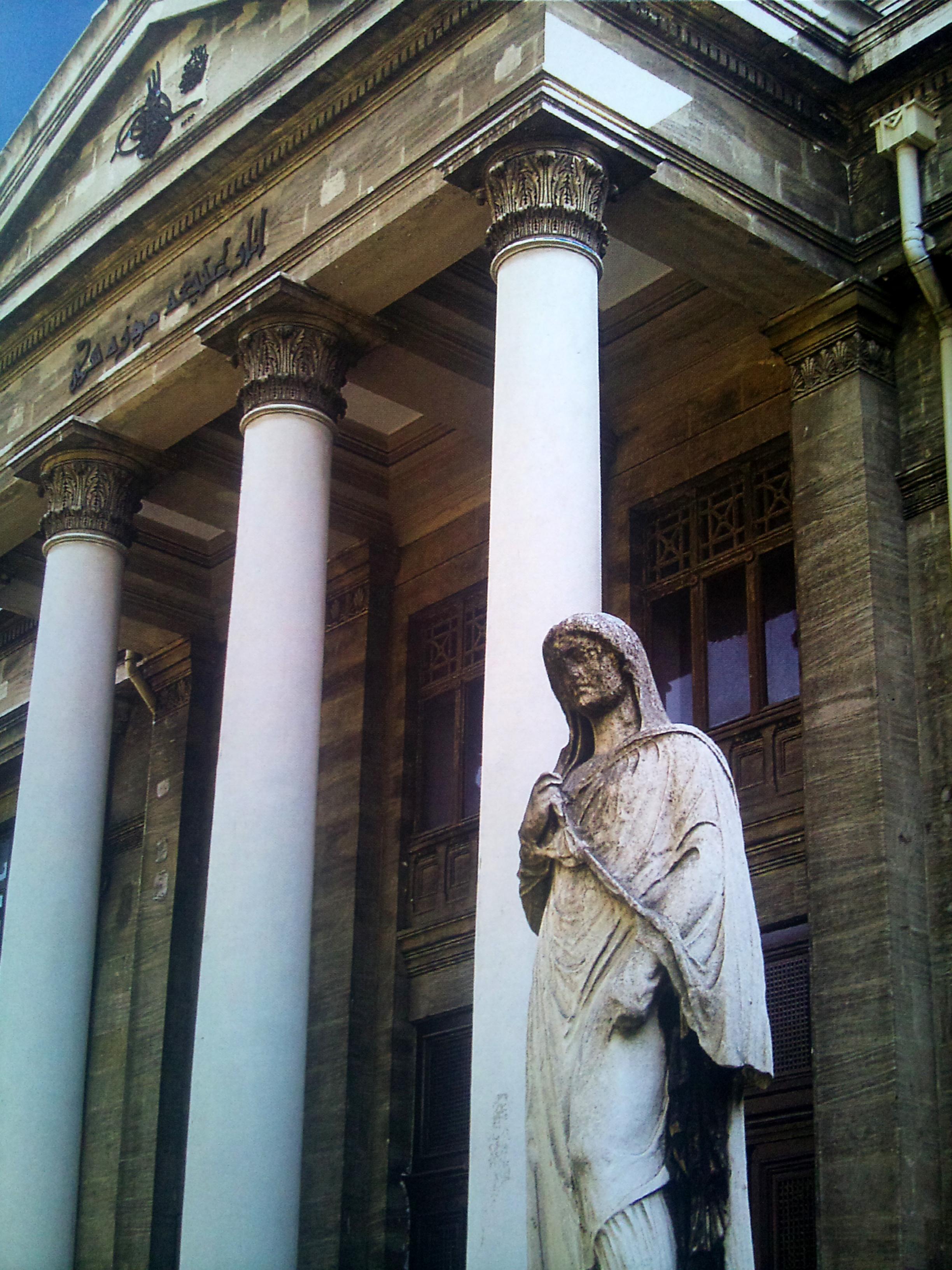 Αρχιτέκτονας του μουσείου, ο Αλεξάντερ Βαλωρύ...