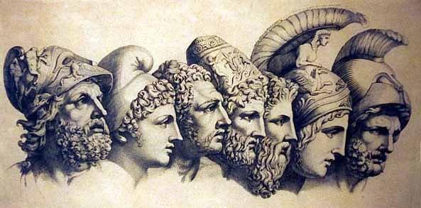 Γλῶσσα, ὁ πλάστης τῆς νοήσεως!