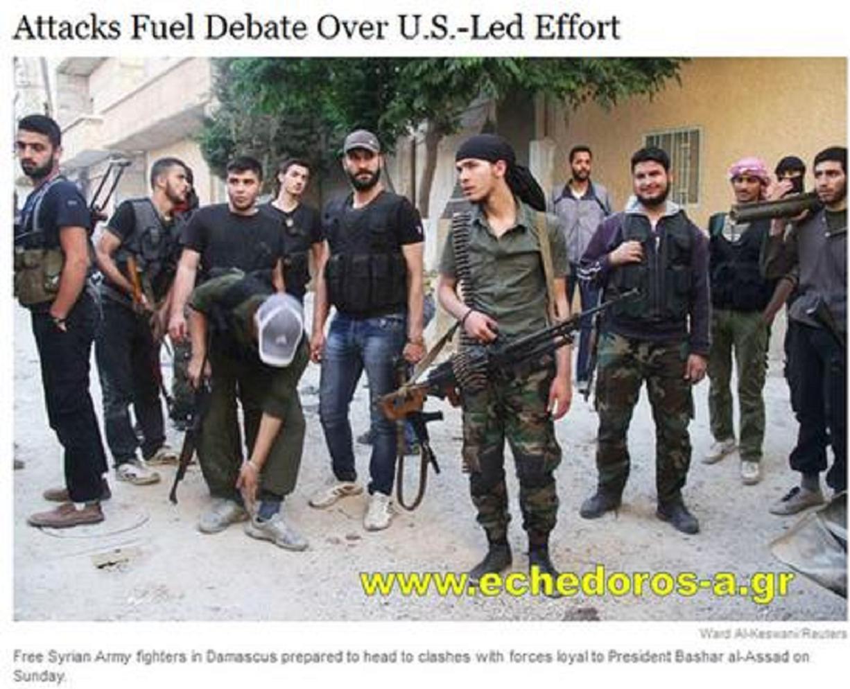 Καί γιατί ἔπρεπε νά ἐνημερωθοῦν οἱ ΗΠΑ γιά τίς ἐπιθέσεις τοῦ Ἰσραῆλ;