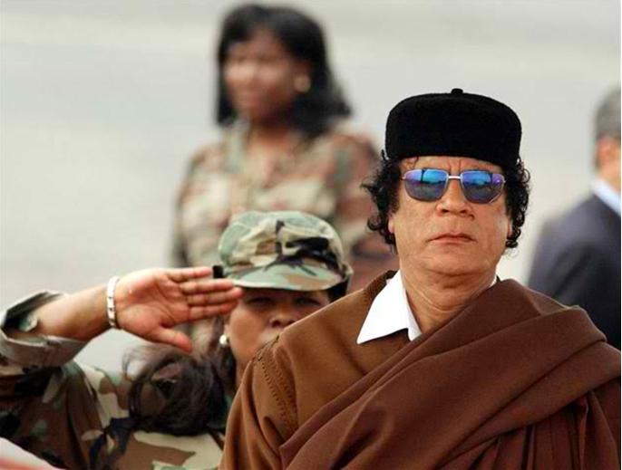 Λιβύη ἐπικίνδυνη! Ἄρα στόχος πρὸς καταστροφή!