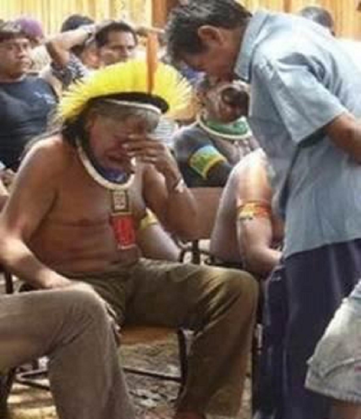 Μία γενοκτονία ξεκινᾶ στὴν Βραζιλία. Ἀλλά τί μᾶς νοιάζει ἐμᾶς;