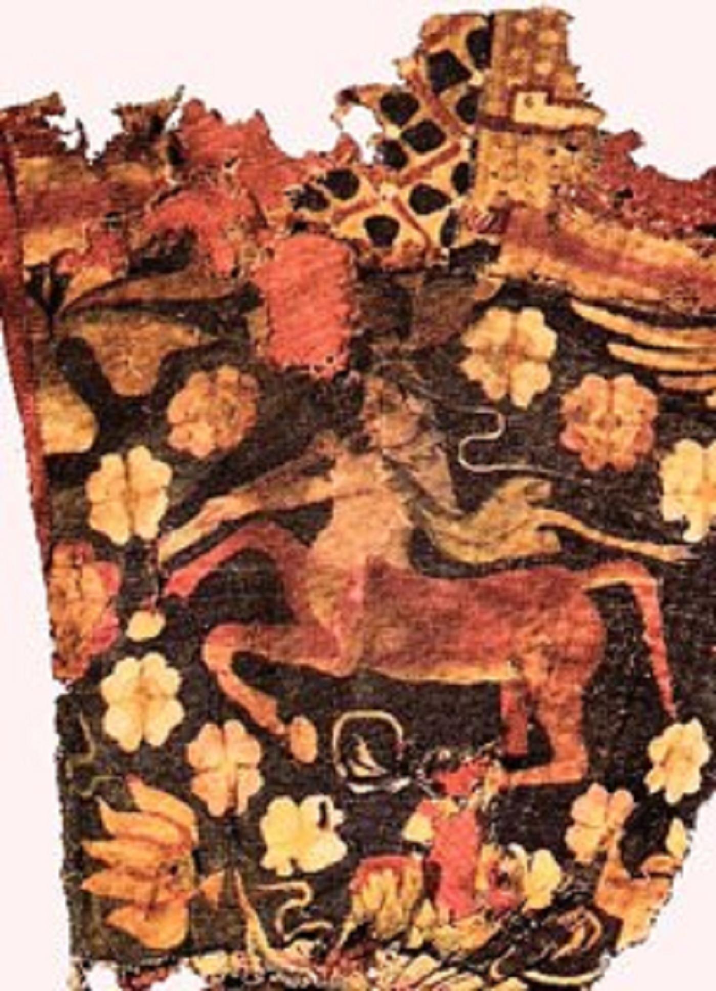 Οἱ μούμιες τῆς Κίνας μὲ τὰ εὐρωπαϊκὰ χαρακτηριστικά.2