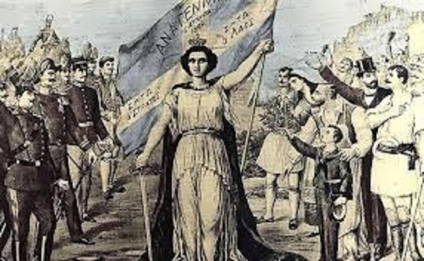 Οἱ περιπέτειες τῶν Δωδεκανήσων. (1821-1948)