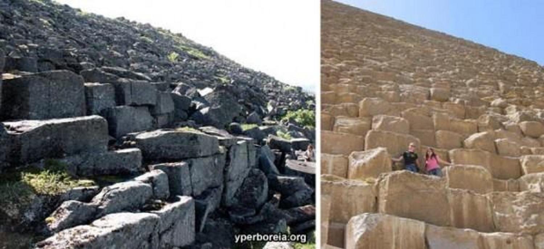 Οἱ πυραμίδες τοῦ πλανήτου μας.1