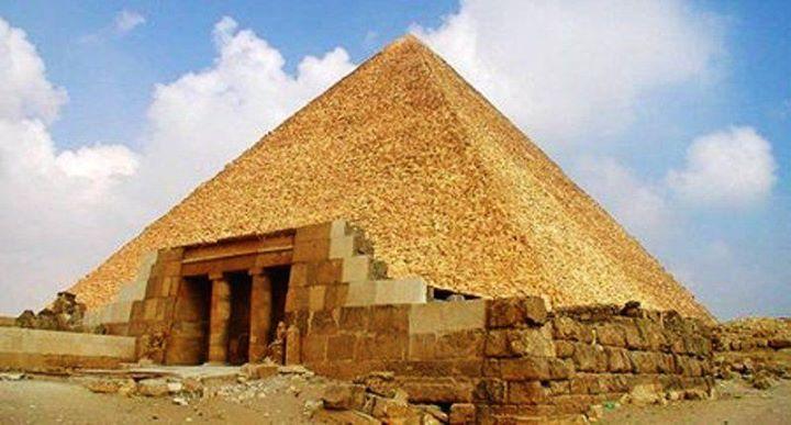 Οἱ Ἑλληνικὲς πυραμίδες.1α
