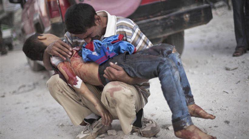 Σέ λίγες ὧρες κάποιοι ἀθῶοι συνάνθρωποί μας θά πεθάνουν στή Συρία