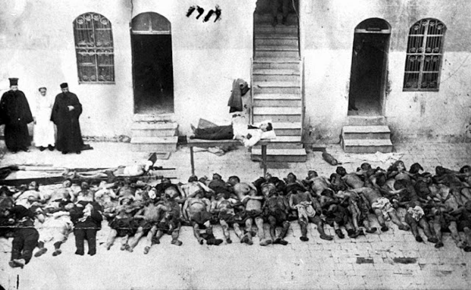 Στήν Ἑλλάδα πότε θά ποινικοποιηθῇ ἡ ἄρνησις τῆς γενοκτονίας τῶν Ποντίων;